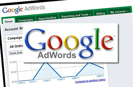 Quais as vantagens do Google Adwords para minha loja online?