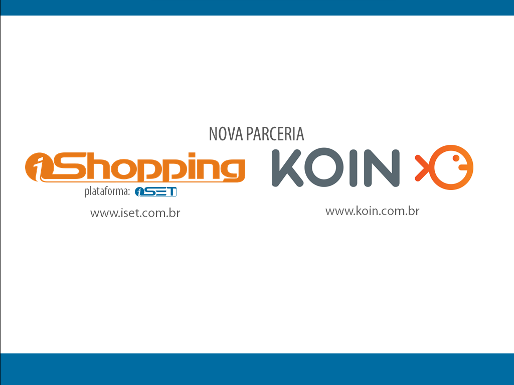 Parceria iSET & Koin – Novo módulo de Pagamento