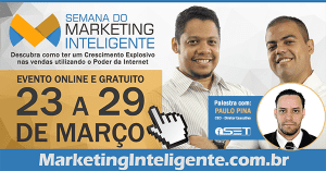 Semana Marketing Inteligente - iSET