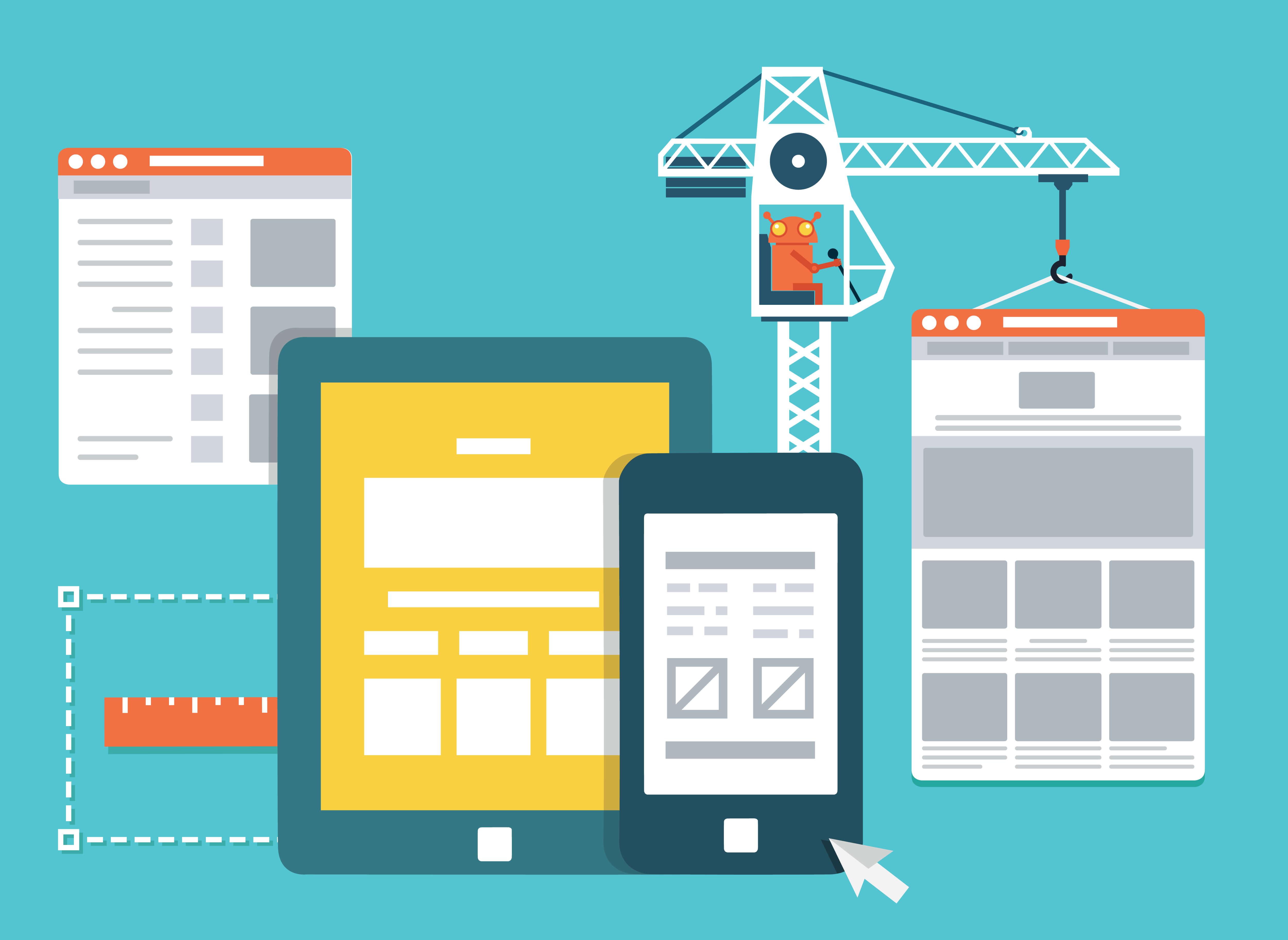 Entenda a diferença entre site responsivo e site mobile