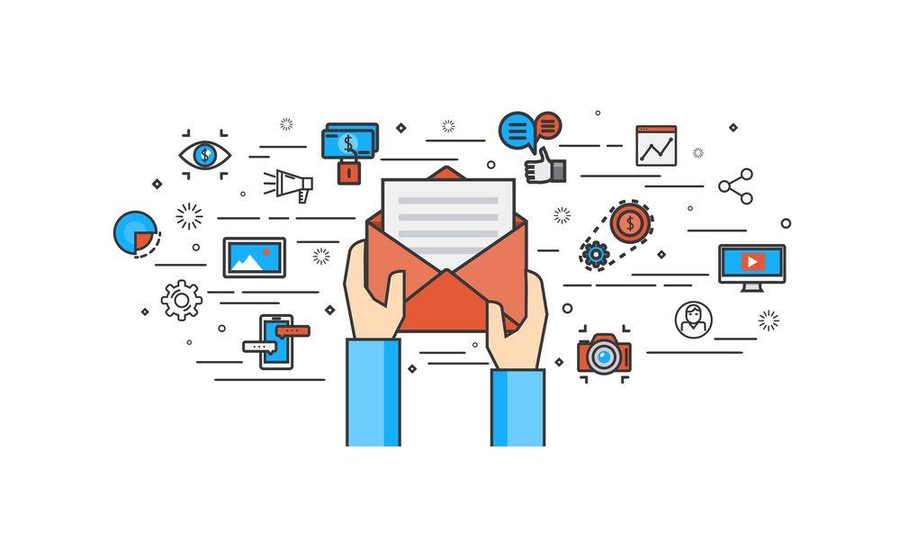 Como usar e-mails marketing para o sucesso de lojas virtuais